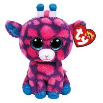 #36178 Beanie Boo´s Glubschi's Giraffe pink-blau ca. 15 cm