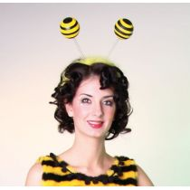Kopfbügel Kostüm Biene - Kopfbedeckung Bienenfühler