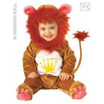 Löwe - Kinderkostüm - Körpergröße ca. 90 cm - Karneval Fasching