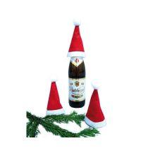 Mini Nikolausmütze ca. 16 x 5 cm