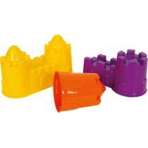 Sandspielzeug Burgförmchen - Burgen bauen leicht gemacht