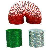 Spirale - Slinky - tolles Spielzeug - ca. 6 cm Durchmesser
