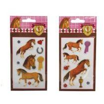 Sticker - hochwertige Pferdesticker - Horse Cup - Pferdeaufkleber