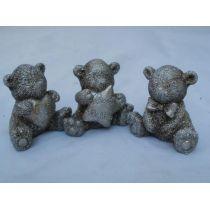 3 kleine Teddybären, 5 cm