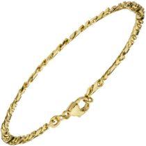 Armband 333 Gold Gelbgold 18,5 cm - 3,2 mm Goldarmband