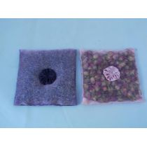 Duftsäckchen Blüten aus Organza