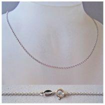 Halskette für Kinder, Anhängerkette, Erbskette, Kinderkette, 925 Silber