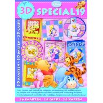 3D Buch Disney Winnie Pooh 19