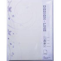 A4 Designpapier Blütenzauber