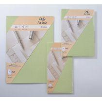 Artoline A4 Briefbogen/Einleger pistache