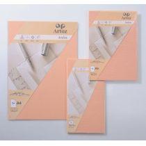 Artoline A4 Briefbogen/Einleger salm 120g/m²