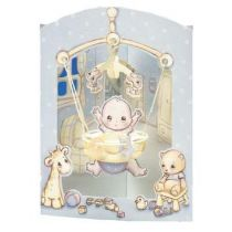 Baby Junge Swing Card