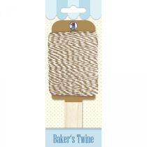 Baker's Twine hellbraun