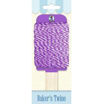 Baker's Twine violett