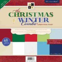 Cardstock 30,5X30,5 / 48 Bogen