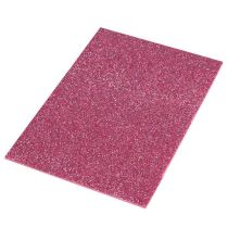 Crea-Soft (Moosgummi), 30 x 45 cm - 2 mm  Glitter