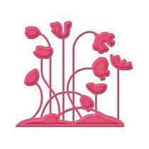 Die D-Lite S2-004 Poppy Patch Mohnblumen