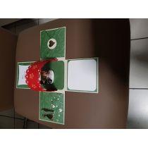 """Explosionsbox """"Hochzeitbogen"""""""