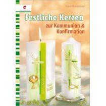 Festliche Kerzen zur Kommunion & Konfirmation