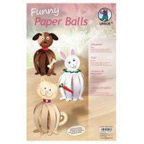 Funny Paper Balls, Haustiere