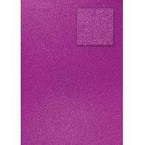 Glitterkarton,violett
