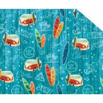 Motiv-Fotokarton 49,5 x 68 cm California Dream