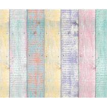 Motivkarton Holz Pastell 49,5 x 68 cm