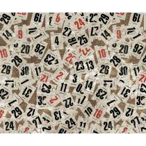 Motivkarton Kalenderblätter 49,5 x 68 cm