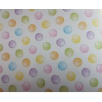 Motivkarton Punkte 49,5 x 68 cm