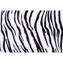 Plüsch Zebra 50x35 cm
