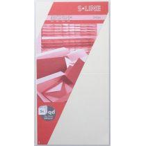 S-Line 5 Karten quadratisch Farbe: ivory