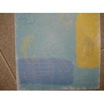 Scrapbook 30,5x30,5 cm abgeteilte Felder