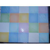 Scrapbook 30,5x30,5 cm bunte Quadrate