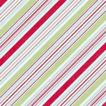Scrapbook Design Papier FF Candy cane 30,5X30,5