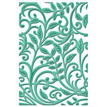 Shapeabilities Expandable Patterns S5-154 Botanical Swirls