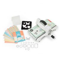 Sizzix Big Shot Starter Kit weiß / grau A5