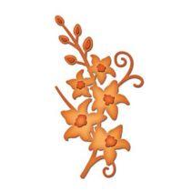 Spellbinders Die D-Lite S2-042 Tiger Lilies