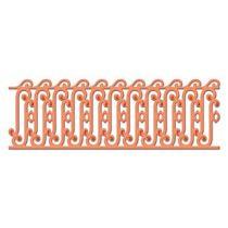 Spellbinders Die D-Lite S2-051 Decorative Wrought Iron