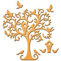 Spellbinders S2-107 Shapeabilities D-Lites Die Cut, Delightful Tree