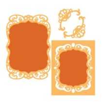 Spellbinders  Stanzformen Shapeabilities S4-463 Labels Thirty-Nine Decorative Accents