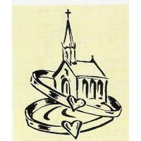 Stempel Kirche