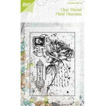 Stempel Old Letter Rose Nr. 2