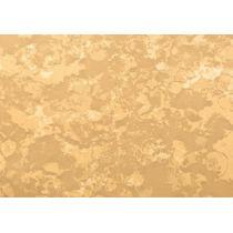 Verzierwachsplatte matt gold marmoriert