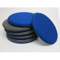 Runde, kleine Sitzkissen aus Filz, d: 30 cm in vielen Farben
