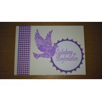 handgearbeitete Karten für christliche Feste Einladung, Menü, Danke