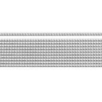 Wachs - Perlstreifen gold oder silber 2mm