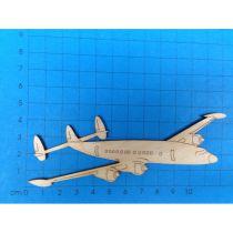 Airliner 60er Jahre 120mm