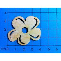 Blüte ganz ab 40 mm