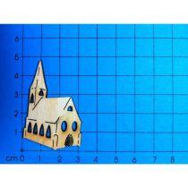 Kleine Kirche 30 mm - 80mm