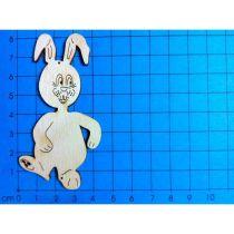 Laufender Hase ab 8cm - 40 cm